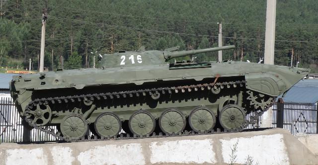 Ryska försvaret 1