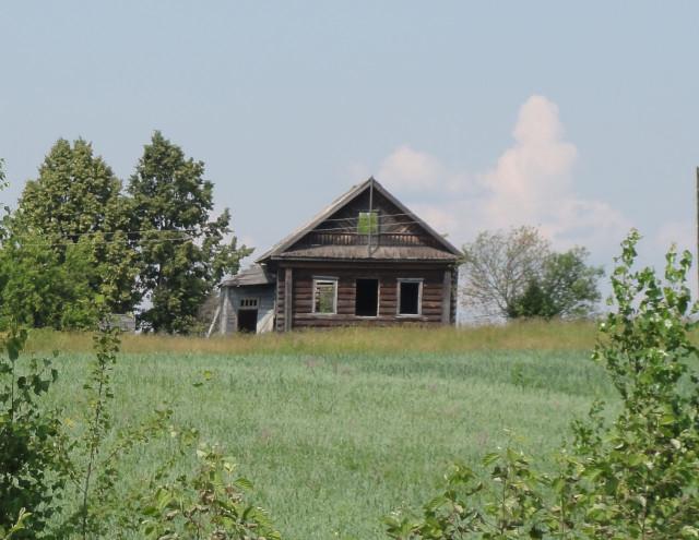 Tomt hus
