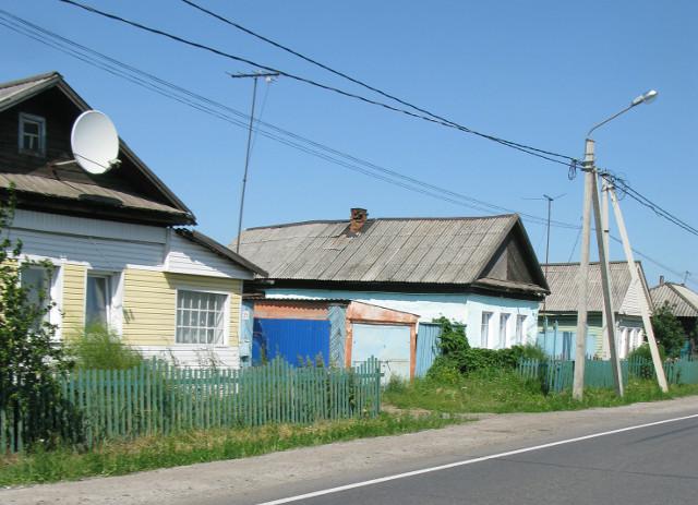 Villabebyggelse