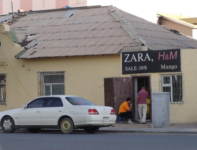 Zara o HM