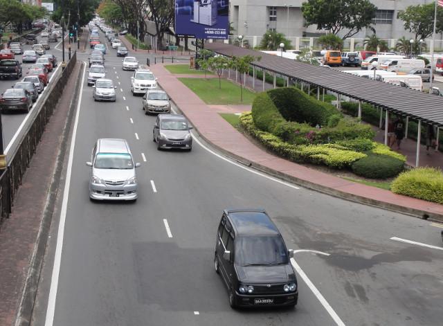 4 - Valordnat i trafiken