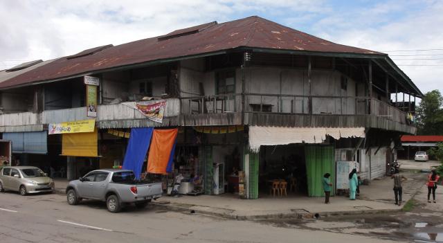 5 - Gammalt hus