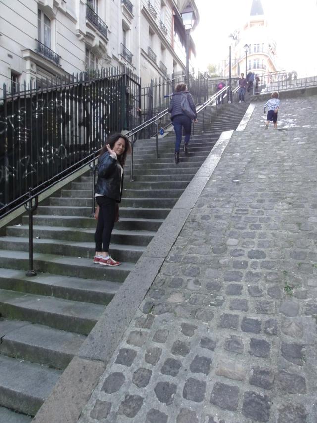 Första trappan