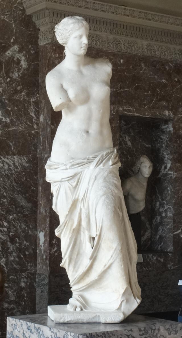 Venus på jorden
