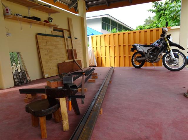2 - I garaget