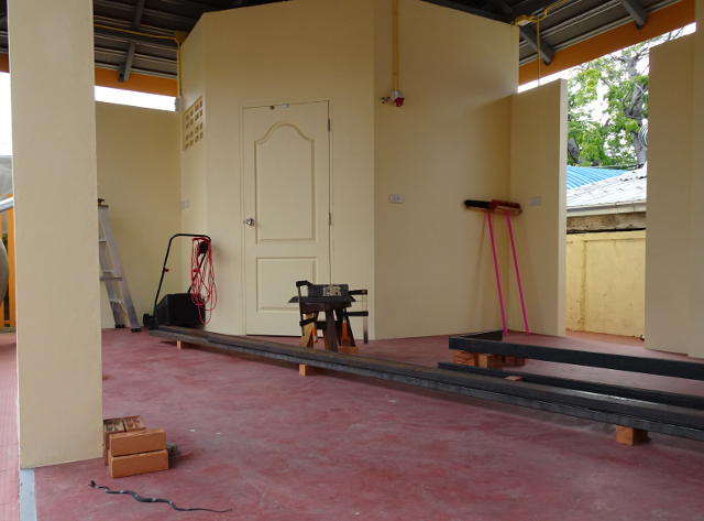 5 - Garaget från annan vinkel