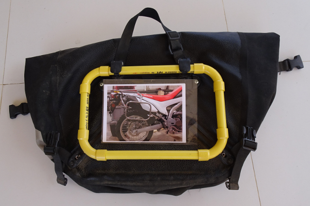 13 - Prototyp för väska