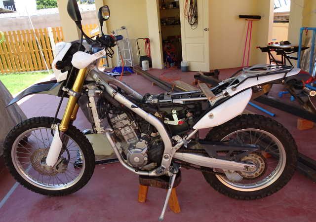 15 - Honda CRF250L