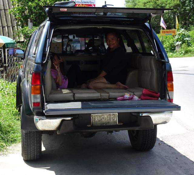 4 - Så här åker man pickup