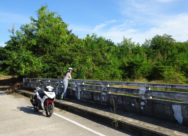 3 - På en bro